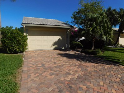 35 Eastgate Drive UNIT A, Boynton Beach, FL 33436 - MLS#: RX-10298539