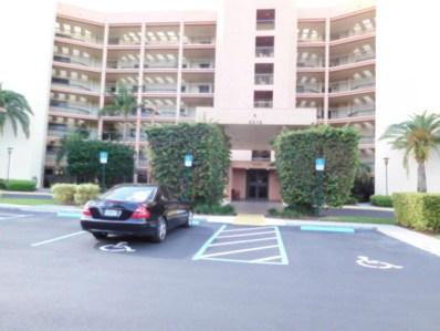 5279 S Fountains Drive S UNIT 201, Lake Worth, FL 33467 - MLS#: RX-10298604