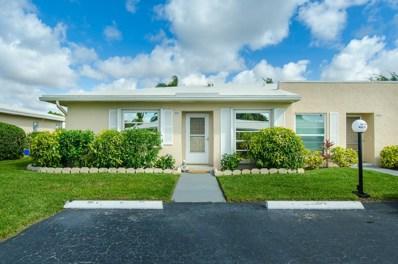8619 Chevy Chase Drive, Boca Raton, FL 33433 - MLS#: RX-10300036
