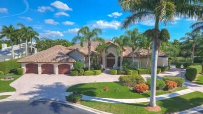 16719 Senterra Drive, Delray Beach, FL 33484 - MLS#: RX-10300869