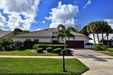 10840 Boca Woods Lane, Boca Raton, FL 33428 - MLS#: RX-10303070