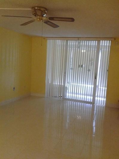 7960 N Sunrise Lakes Drive UNIT 112, Sunrise, FL 33322 - MLS#: RX-10304541
