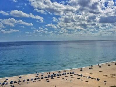 3000 N Ocean Drive UNIT 15-G, Singer Island, FL 33404 - MLS#: RX-10305641