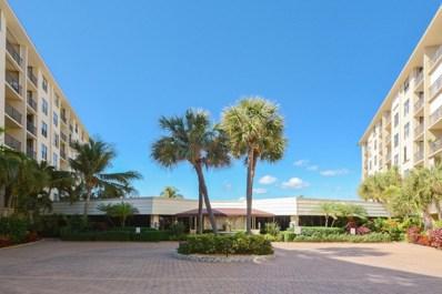3545 S Ocean Boulevard UNIT 317, South Palm Beach, FL 33480 - MLS#: RX-10306479