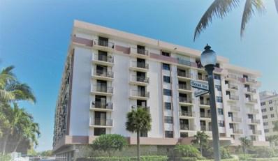 145 S Ocean Avenue UNIT 703, Palm Beach Shores, FL 33404 - MLS#: RX-10307160