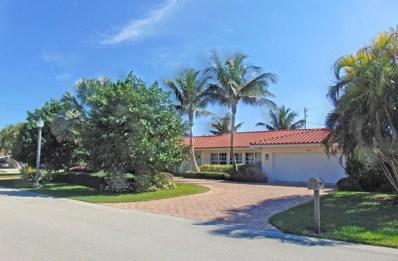 200 Cascade Lane, Palm Beach Shores, FL 33404 - MLS#: RX-10309706