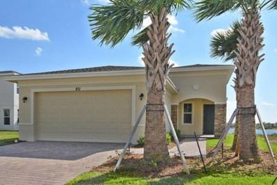 851 NW Leonardo Circle, Port Saint Lucie, FL 34986 - MLS#: RX-10310179