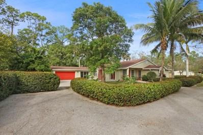 13899 E Citrus Drive, Loxahatchee Groves, FL 33470 - MLS#: RX-10311533