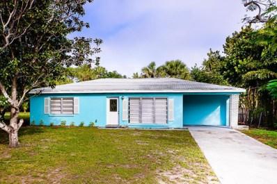 1096 NE Oceanview Circle, Jensen Beach, FL 34957 - MLS#: RX-10312386