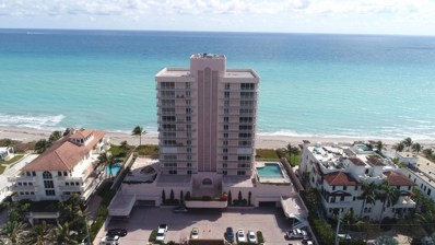 3505 S Ocean Boulevard UNIT 5-S, Highland Beach, FL 33487 - MLS#: RX-10314331