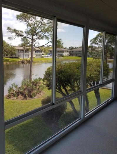 3 Lake Vista Trail UNIT 202, Port Saint Lucie, FL 34952 - MLS#: RX-10314337