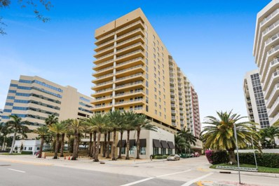 1551 N Flagler Drive UNIT Unit 518, West Palm Beach, FL 33401 - MLS#: RX-10315048