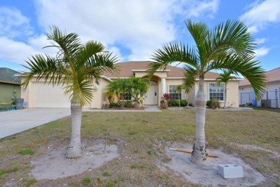 611 SW Saragossa Avenue, Port Saint Lucie, FL 34953 - MLS#: RX-10315122