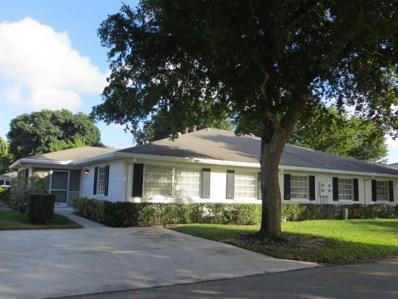 10144 40th Way S, Boynton Beach, FL 33436 - MLS#: RX-10315282