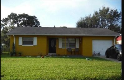 1025 Martinique Avenue, Fort Pierce, FL 34982 - MLS#: RX-10315367