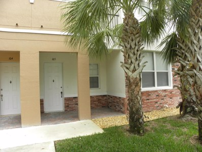 10440 SW Stephanie Way UNIT 4105, Port Saint Lucie, FL 34987 - MLS#: RX-10315577