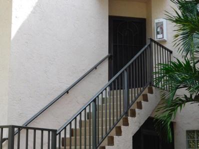 5391 Verona Drive UNIT F, Boynton Beach, FL 33437 - MLS#: RX-10315645