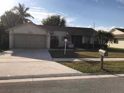 8460 Winnipesaukee Way, Lake Worth, FL 33467 - MLS#: RX-10316499