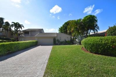 19647 Bay Cove Drive, Boca Raton, FL 33434 - MLS#: RX-10316933