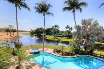 16670 Senterra Drive, Delray Beach, FL 33484 - MLS#: RX-10317493