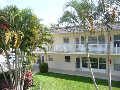 640 Snug Harbor Drive UNIT F12, Boynton Beach, FL 33435 - MLS#: RX-10317564