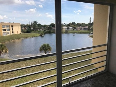 8435 Sunrise Lakes Boulevard UNIT 310, Sunrise, FL 33322 - MLS#: RX-10318369