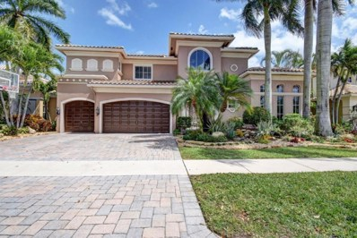16380 Via Venetia E, Delray Beach, FL 33484 - MLS#: RX-10319702