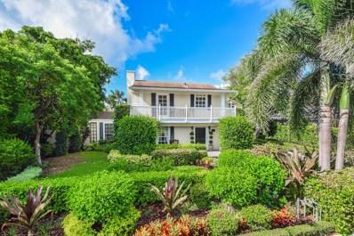 262 Orange Grove Road, Palm Beach, FL 33480 - MLS#: RX-10320332