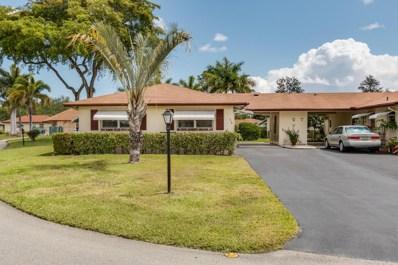 516 Sandpiper Circle, Delray Beach, FL 33445 - MLS#: RX-10320900