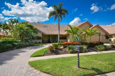 7524 Mandarin Drive, Boca Raton, FL 33433 - MLS#: RX-10321619