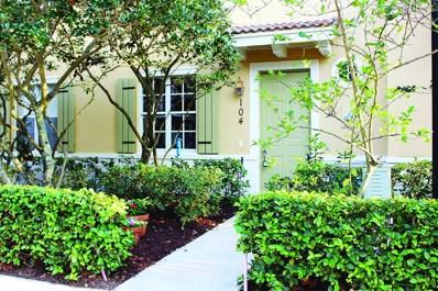 104 Osceola Lane, Jupiter, FL 33458 - MLS#: RX-10322435