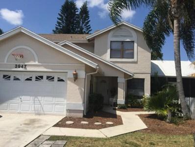 3947 Circle Lake Drive, West Palm Beach, FL 33417 - MLS#: RX-10322945