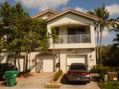 3199 Laurel Ridge Circle UNIT 3199, Riviera Beach, FL 33404 - MLS#: RX-10322968