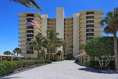 100 Beach Road UNIT 104, Tequesta, FL 33469 - MLS#: RX-10324441