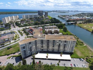 336 Golfview Road UNIT 614, North Palm Beach, FL 33408 - MLS#: RX-10324469