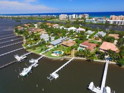 1025 N Atlantic Drive, Lantana, FL 33462 - MLS#: RX-10324531