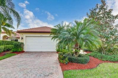 6813 Sparrow Hawk Drive, West Palm Beach, FL 33412 - MLS#: RX-10325094