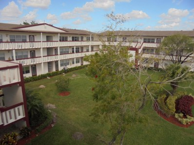 281 Fanshaw G, Boca Raton, FL 33434 - MLS#: RX-10325165