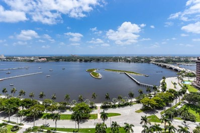 529 S Flagler Drive UNIT 22e, West Palm Beach, FL 33401 - MLS#: RX-10325180