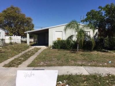 1060 W 27th Street, Riviera Beach, FL 33404 - MLS#: RX-10325321