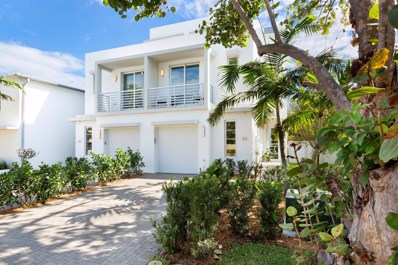 105 SE 7th Avenue, Delray Beach, FL 33483 - MLS#: RX-10325365