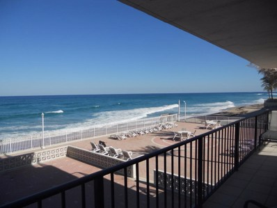 3456 S Ocean Boulevard UNIT 201, Palm Beach, FL 33480 - MLS#: RX-10326230