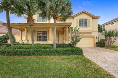 8513 Portobello Lane, Palm Beach Gardens, FL 33418 - MLS#: RX-10326251
