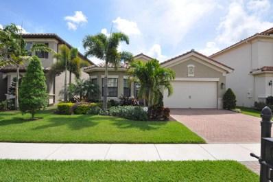 16622 Gateway Bridge Drive, Delray Beach, FL 33446 - MLS#: RX-10326660