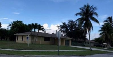 1695 39th Street, West Palm Beach, FL 33407 - MLS#: RX-10328260