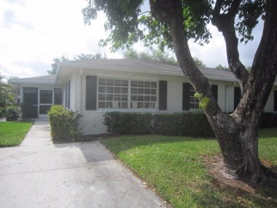 10147 41st Terrace S UNIT 215, Boynton Beach, FL 33436 - MLS#: RX-10330130