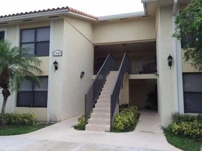 1440 Lake Crystal Drive UNIT F, West Palm Beach, FL 33411 - MLS#: RX-10330282