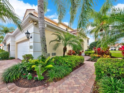 123 Palm Bay Terrace UNIT D, Palm Beach Gardens, FL 33418 - MLS#: RX-10330427
