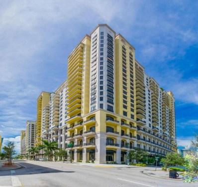 701 S Olive Avenue UNIT 802, West Palm Beach, FL 33401 - MLS#: RX-10330499
