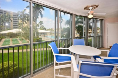 3212 S Ocean Boulevard UNIT 205a, Highland Beach, FL 33487 - MLS#: RX-10331042